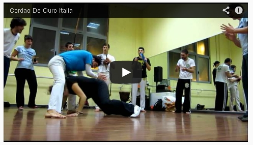 video capoeira milano