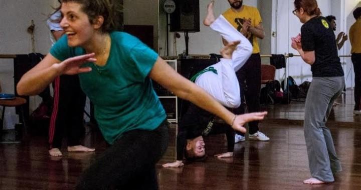 CapoeiraMilano Taz