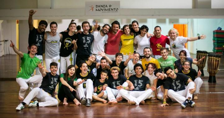 Capoeira settembre milano