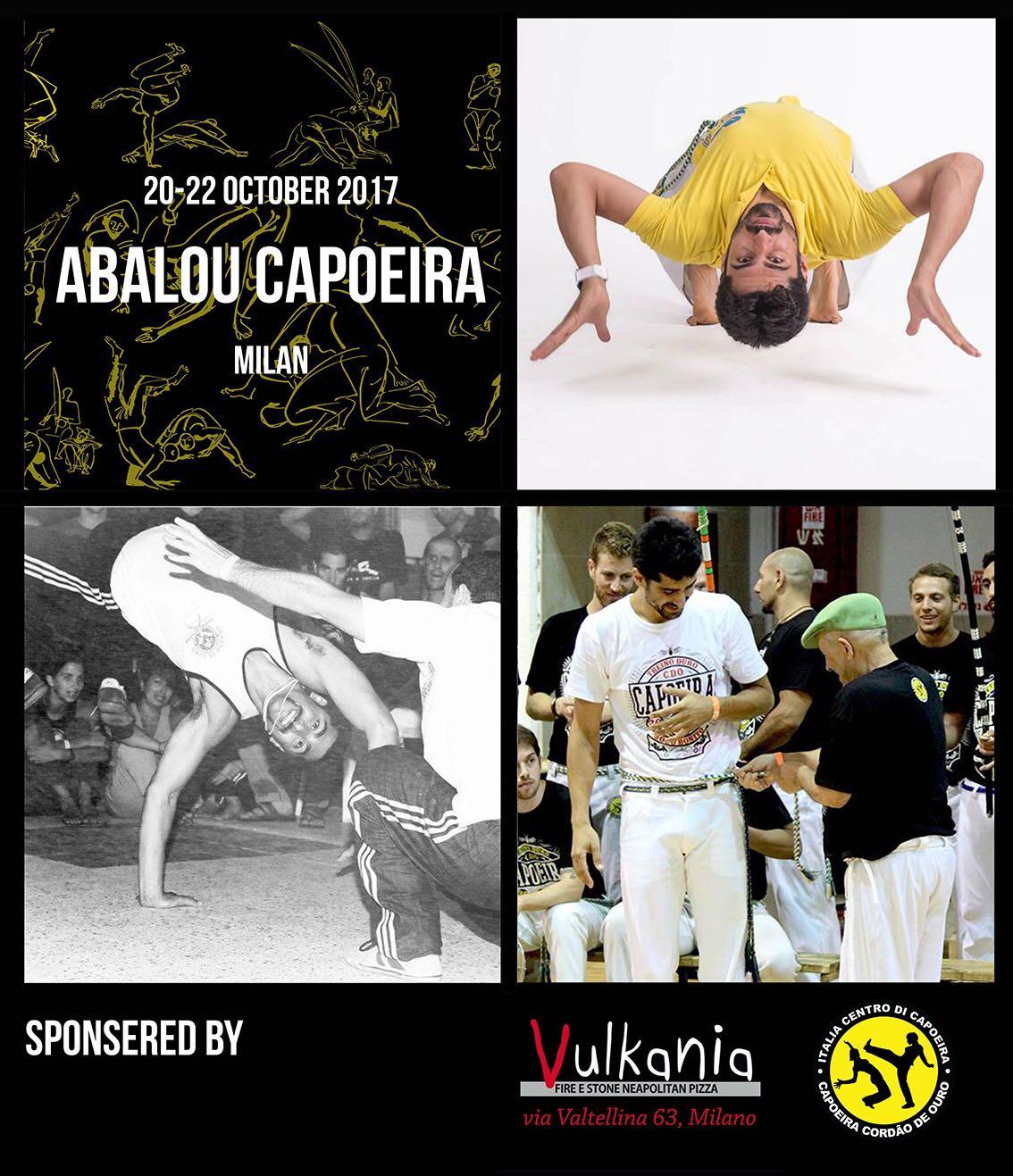 Abalou Capoeira – CM Maculele